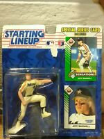 JEFF BAGWELL HOUSTON ASTROS HOF STARTING LINEUP 1993 EDITION FIGURE & CARDS HOT!