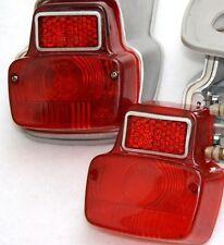 VESPA RÜCKLICHT GLAS SIEM Reflektor Alu V 50 N S Special PRIMAVERA 125 SS 90 PX