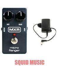 MXR Dunlop M-152 Micro Flanger Guitar Effects Pedal M152 ( FREE POWER SUPPLY )