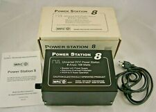 MRC Universal DCC Power Station 8 Amps 168 Watts w/ OB for HO/N to G Scale