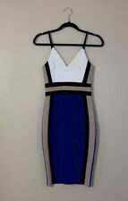 fashion nova dress color block Stretch small