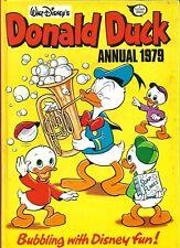 Donald Duck 1979 h/c  Annual- comic