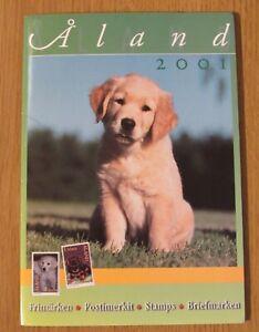 Aland year book 2001