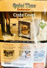 MidWest Homes For Pets Dog Crate Cover with Fabric Protecto (Crate Cover)