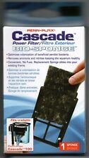 CPF210 Penn Plax Cascade 100 Back Filter Replacement Sponge CPF210