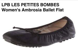 LPB Les Petits Bombes Ambrosia Ballet Flats Size 6 EU39