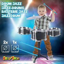 Kinder Schlagzeug Trommel Jazz Drum Spielzeug Musikinstrument Kinderschlagzeug