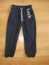 Pantalon de survêtement Abercrombie & Fitch Bleu Taille 10 ans à - 38%