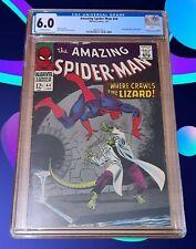 Amazing Spider-man #44 1967 CGC 6.0