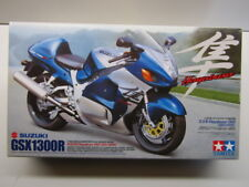 Tamiya 1:12 Scale Suzuki GSX1300R Hyabusa Model Kit - New # 14090*3000