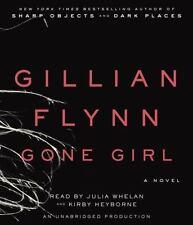 Gone Girl by Gillian Flynn (2012, CD, Unabridged)