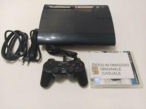 Playstation 3 Super Slim PS3 Console Sony Completa Originale
