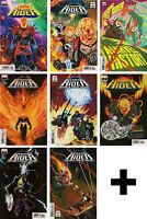 COSMIC GHOST RIDER #1,2,3,4,5,6 COMIC BOOKS ~ Variant, Incentive+ Marvel Comics