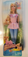 Barbie and Her Sisters in The Great Puppy Adventure Barbie Doll Rare New