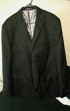 Acquaviva Sport Coat Mens Black Italy Blazer  style turkey