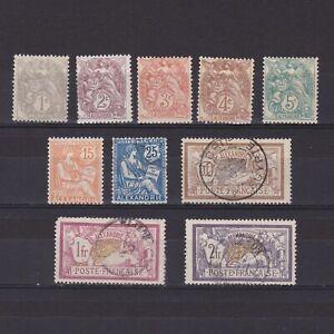 ALEXANDRIA 1902, Sc #16-29, CV $30, part set, MH/NG/Used