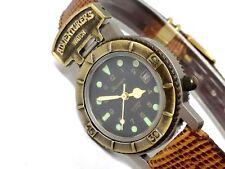 Reloj pulsera cadete Thermidor Adventurer's Quartz Nuevo fecha