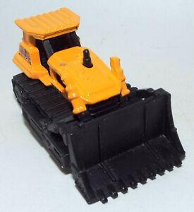 Matchbox Die Cast Ground Breaker Bulldozer in Yellow & Black