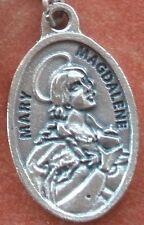 Saint St. MARY MAGDALENE Medal + Converts, Hair Stylists + Z