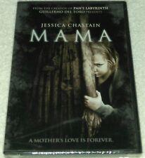 Mama DVD horror Halloween