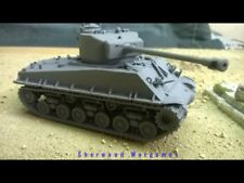 28mm USA Sherman M4A3E8 Easy Eight In Resin By Blitzkrieg WWII Bolt Action,