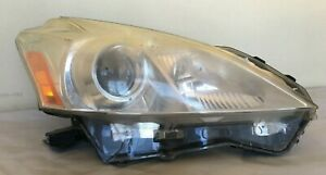2012-2013-2014 TOYOTA PRIUS V RIGHT PASSENGER SIDE HALOGEN RH HEADLIGHT OEM