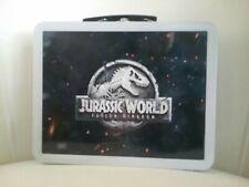 Jurassic World Fallen Kingcom Metal Lunch Box 2018