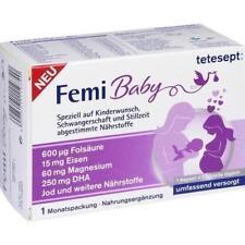 TETESEPT Femi Baby Filmtabletten+Weichkapseln 2X30 St PZN 11118963