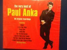 PAUL.  ANKA.         VERY. BEST. OF. PAUL. ANKA.           TWO. DISCS.