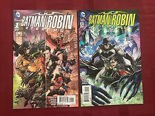 Batman & Robin Eternal 1-12 14-23 DC Comics New 52 NM/NM+