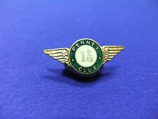 vtg badge penney club 1 d-13 winged badge hw miller engineering aviation 1920s ?