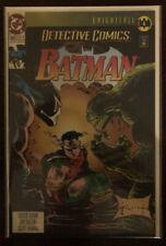 Detective Comics #660 Nm 9.4 Dc Comics Batman Knightfall Part 4 Bane