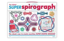 Super Spirograph 75-piece Jumbo Kit (50th Anniversary Edition)