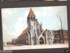 Vtg Postcard Reformed Episcopal Church Chicago ILL IL Illinois 1908 Early