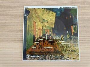 """Saule & Quintetto Aragosti _ Nel Bleu Dipinto di Bleu _ Disco 78giri 7"""" Van Gogh"""