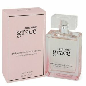 Amazing Grace by Philosophy 2 oz 60 ml EDP Spray Perfume for Women New in Box