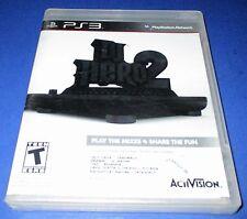 DJ Hero 2 Sony PlayStation 3 *Factory Sealed! *Free Shipping!