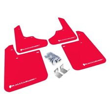 Rally Armor 1993-2001 Subaru Impreza UR Red Mud Flap w/ White Logo