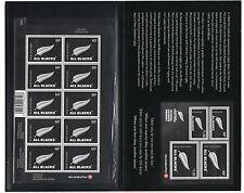Nueva Zelanda 2010 All Blacks Rugby Sellos Pack