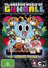 The Amazing World of Gumball: Volume 1  - DVD - NEW SEALED Region 4