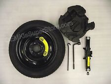 "OEM 2012 - 2013 Kia Soul 16"" SPARE TIRE KIT w/ JACK + RIM +TOOLS+TEMPORARY WHEEL"
