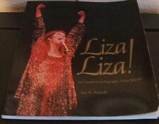 Liza! Liza!: An Unauthorized Biography of Liza Minelli by Alan Petrucelli...