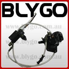 Hydraulic Front Disc Brake Caliper System+Pads 125cc 150cc PIT PRO Dirt Bike