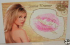 BENCHWARMER GOLD - JESSICA KRAMER - KISS CARD