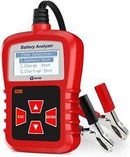 Car Battery Tester Scanner Digital Charging Cranking Analyzer 12V 100-1700CCA