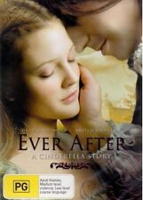 EVER AFTER - A Cinderella Story DVD BEST ACTRESS Drew Barrymore BRAND NEW R4