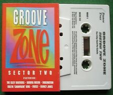 Groove Zone Sector Two Isley Brothers Imagination Kashif + Cassette Tape TESTED
