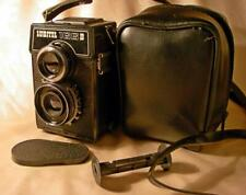 LOMO LUBITEL-166 B (V) 6x6cm medium format film camera with 75mm T-22 lens 1983