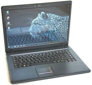 Notebook Clevo M761S DDR-4 GB. HDD-500GB. Win-7 64Bit.