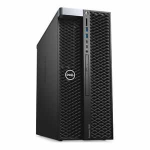 DELL T7820 Workstation 36Core/72T, 2x Xeon Gold 6139, 32GB RAM, P1000, m.2 NVMe